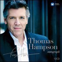 Thomas Hampson Autograph - Accademia di Santa Cecilia Children's Choir; Alison Stephens (mandolin); Allan Bergius (treble); Andrew Burden (tenor);...