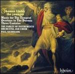 Thomas Linley the younger: Music for The Tempest; Overture to The Duenna; Three Cantatas