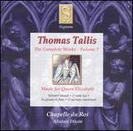 Thomas Tallis: Music for Queen Elizabeth