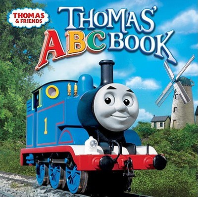 Thomas's ABC Book - Awdry, Wilbert Vere, Reverend, and McArthur, Kenny (Photographer), and Permane, Terry (Photographer)