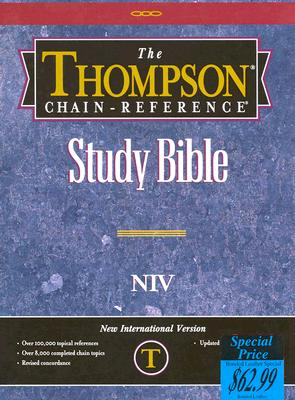Thompson Chain Reference Bible-NIV - Kirkbride Bible & Technology (Creator)