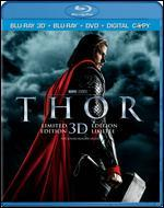 Thor [3D] [Includes Digital Copy] [Blu-ray/DVD]
