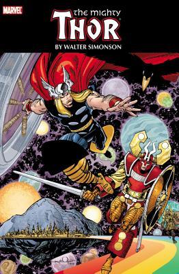 Thor By Walter Simonson Omnibus - Simonson, Walter, and Simpson, Walter (Artist)
