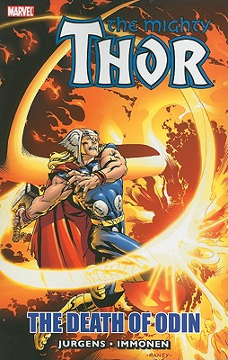 Thor: Death of Odin - Immonen, Stuart (Artist), and Jurgens, Dan, and Bennett, Joe