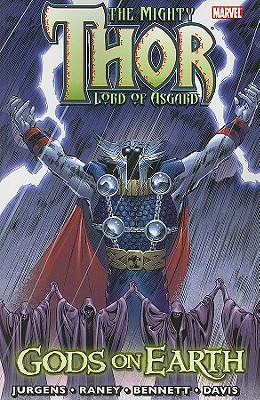 Thor: Gods on Earth - Jurgens, Dan, and Johns, Geoff, and Grell, Mike