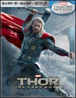 Thor: The Dark World [2 Discs] [Includes Digital Copy] [3D] [Blu-ray] [Steelbook]