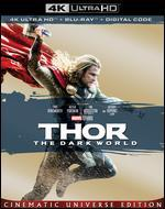 Thor: The Dark World [Includes Digital Copy] [4K Ultra HD Blu-ray/Blu-ray]