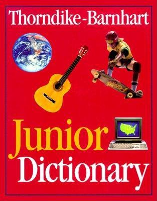 Thorndike Barnhart Junior Dictionary Trade - Thorndike, Edward Lee, and Barnhart, Clarence