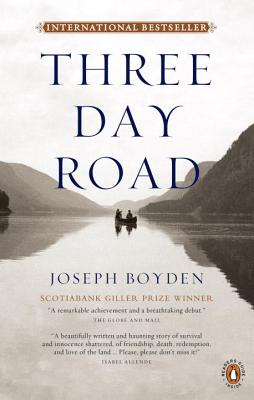 Three Day Road - Boyden, Joseph