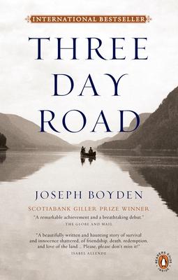 Three Day Road - Boyden, Joseph