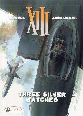 Three Silver Watches - Van Hamme, Jean