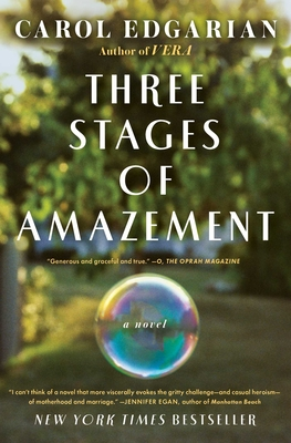 Three Stages of Amazement - Edgarian, Carol