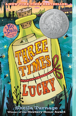 Three Times Lucky - Turnage, Sheila
