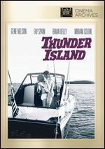 Thunder Island - Jack Leewood