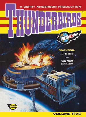 Thunderbirds Classic Comics Vol 5 -