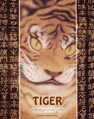 Tiger - 100 Representations in Classic Japanese Art - Black, Candice
