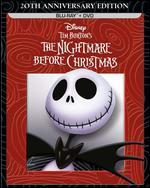 Tim Burton's The Nightmare Before Christmas [20th Anniversary Edition] [Blu-ray] - Henry Selick