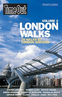 Time Out London Walks: Volume 2 - Guy, Sarah (Editor)
