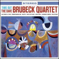 Time Out [LP] - Dave Brubeck Quartet