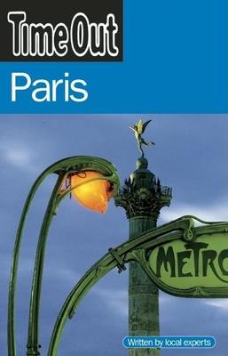 Time Out Paris - Derbyshire, Jonathan (Editor)