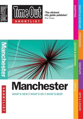 Time Out Shortlist Manchester - Jarvis, Ruth (Editor)