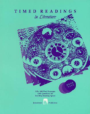 Timed Readings in Literature Book Seven: Level J - Spargo, Edward (Editor)