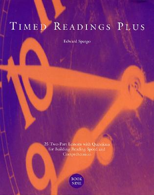 Timed Readings Plus Book Five - Spargo, Edward