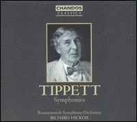 Tippett: Symphonies - Alan Taylor (guitar); Faye Robinson (soprano); Kyle Horch (saxophone); Melanie Bush (saxophone); Robert Millett (drums);...