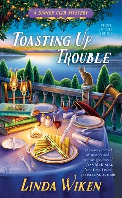 Toasting Up Trouble - Wiken, Linda