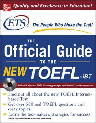 TOEFL IBT: The Official ETS Study Guide - The Educational Testing Service (Other primary creator)