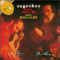 Together: Julian Bream, John Williams - John Williams (guitar); Julian Bream (guitar)