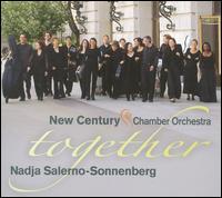Together - Anna Kruger (viola); Anthony Manzo (bass); Michelle Djokic (cello); Nadja Salerno-Sonnenberg (violin); Susan Babini (cello);...