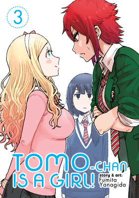 Tomo-Chan Is a Girl! Vol. 3 - Yanagida, Fumita