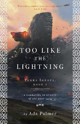 Too Like the Lightning - Palmer, Ada