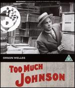 Too Much Johnson - Orson Welles