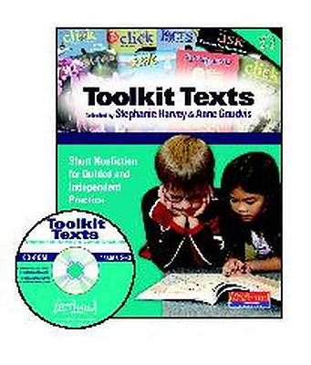 Toolkit Texts, Grades 2-3: Short Nonfiction for Guided and Independent Practice - Harvey, Stephanie, and Goudvis, Anne