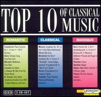 Top 10 of Classical Music - Budapest Strings; Camerata Academica Salzburg; Danielle Dechenne (piano); Edith Wiens (soprano); Emmy Verhey (violin);...