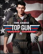 Top Gun [SteelBook] [Anniversary Edition] [Blu-ray/DVD] [2 Discs] - Tony Scott