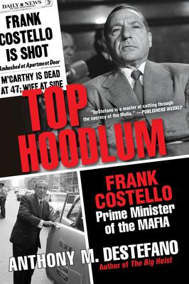 Top Hoodlum: Frank Costello, Prime Minister of the Mafia - DeStefano, Anthony M