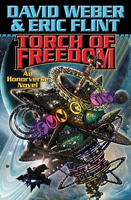 Torch of Freedom - Weber, David
