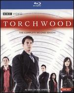 Torchwood: The Complete Second Season [4 Discs] [Blu-ray]