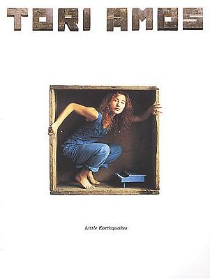 Tori Amos - Little Earthquakes: P/V/G - Amos, Tori