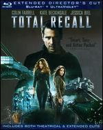 Total Recall [2 Discs] [Includes Digital Copy] [Blu-ray]