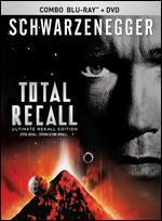 Total Recall: Special Edtion [Blu-ray/DVD] [Includes Digital Copy]