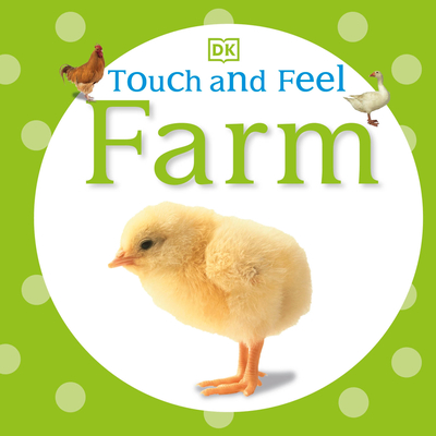 Touch and Feel: Farm - DK