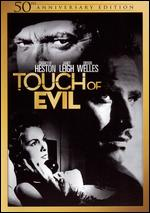 Touch of Evil [WS] [50th Anniversary Edition] [2 Discs] - Orson Welles