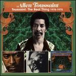 Toussaint: The Real Thing 1970-1975