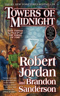 Towers of Midnight - Jordan, Robert