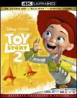 Toy Story 2 [Includes Digital Copy] [4K Ultra HD Blu-ray/Blu-ray]