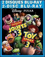 Toy Story 3 [2 Discs] [Blu-ray] [French]